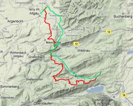 Track der Maientour